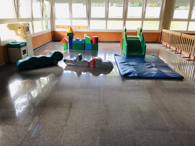 Sala psicomotricitat